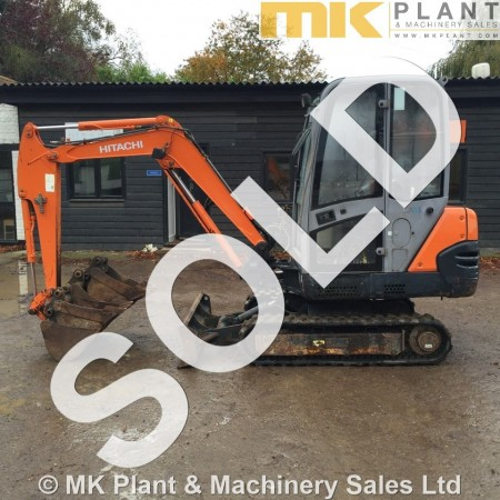 Hitachi ZX25 Sold