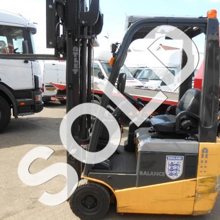 Atlet S1N1L15T Forklift (1)