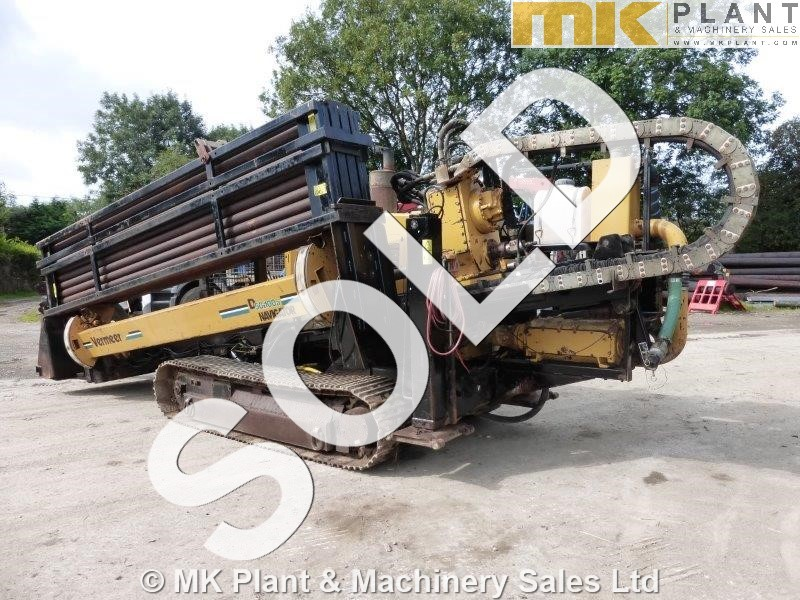 99 Vermeer D50 x 100a Horizontal Directional Drill - MK Plant