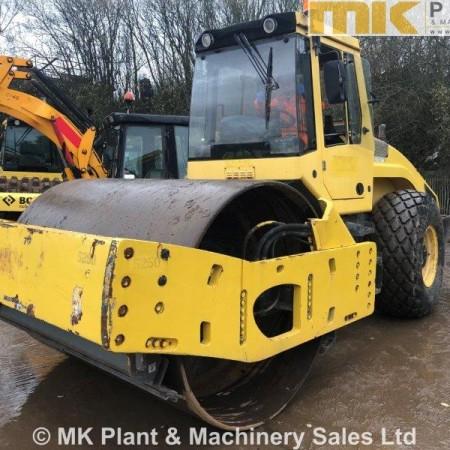 Road Construction Equipment - MK Plant